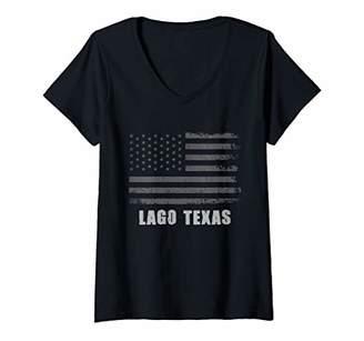 Womens American Flag Lago