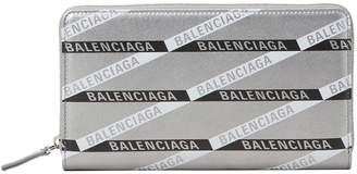 """Balenciaga Everyday"""" continental wallet"""