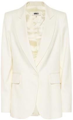 MM6 MAISON MARGIELA Wool blend blazer