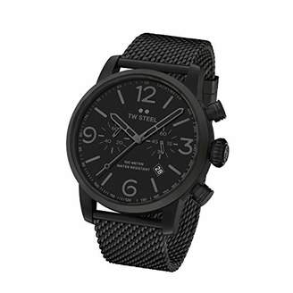 TW Steel Maverick Quartz Watch with Stainless-Steel Strap