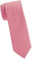 Salvatore Ferragamo Mice-Print Silk Tie