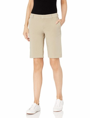 Dickies Women's Perfect Shape Twill Bermuda Shorts