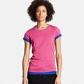 Uniqlo Women's Supima(R) Cotton Crew Neck T-Shirt