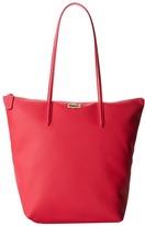 Lacoste L.12.12 Concept M1 Vertical Tote Bag Tote Handbags