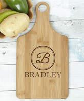 Bamboo Personalized Paddle Cutting Board