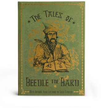 Harry Potter The Tales of Beedle the Bard Journal