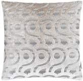 Designers Guild Latticino Cushion - 40x40cm - Natural