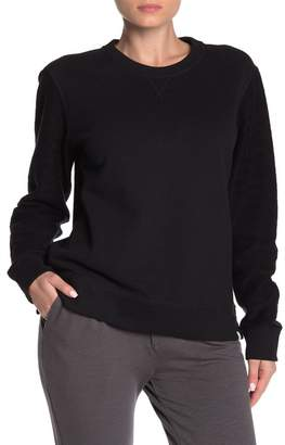 Jason Scott French Terry Sleeve Pullover Sweatshirt