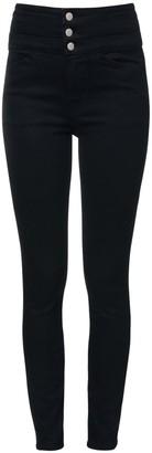 J Brand Annalie High Waist Skinny Denim Jeans