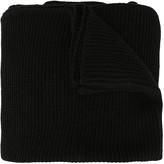 Sulvam ribbed knit scarf