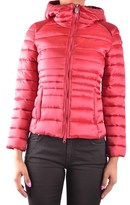 Invicta Women's Red Polyester Down Jacket.