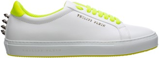 Philipp Plein Back Stud Sneakers