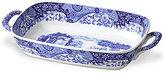 Spode Blue Italian Handled Baking Dish