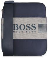 BOSS GREEN Pixel Messenger Bag