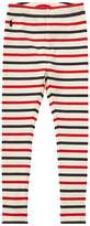 Polo Ralph Lauren Striped Stretch Cotton Leggings Girl's Casual Pants