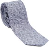 Isaac Mizrahi Light Blue Linen Tie