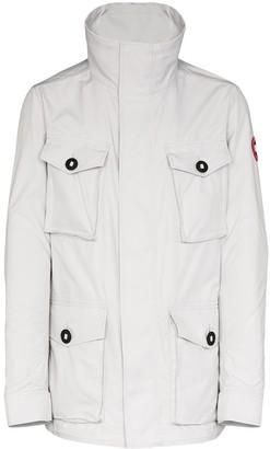 Canada Goose Stanhope long-sleeve jacket