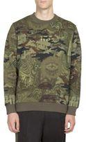 Givenchy Camouflage Sweatshirt