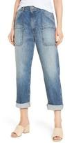 AG Jeans Women's Cody Rolled Hem Jeans