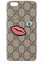 Gucci GG supreme iPhone 6 case