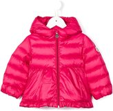 Moncler 'Odile' padded coat - kids - Feather Down/Polyamide - 6-9 mth