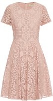 Burberry Velma crochet-lace dress