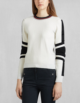 Belstaff Kaydence Sweater Natural White