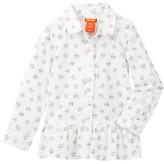 Joe Fresh Kitten Peplum Top (Toddler & Little Girls)