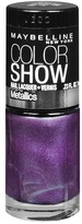 Maybelline Metallics Nail Lacquer Amethyst Ablaze