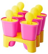 Ikea CHOSIGT ice candy manufacturer / Pink x Yellow (60208479) (japan import)