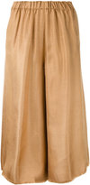 Forte Forte wide leg cropped pants