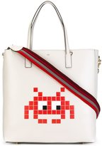 Anya Hindmarch 'Space Invader Ebury' tote