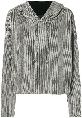 RtA Metallic Cotton Knitwear for Women