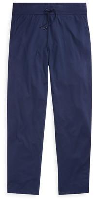 Ralph Lauren Cotton Lisle Drawstring Trouser