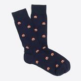 J.Crew Factory Hamburger socks