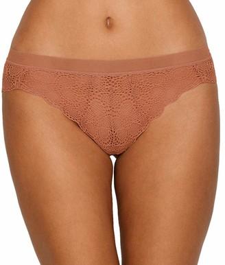 DKNY Women's Superior Lace Bikini Panty