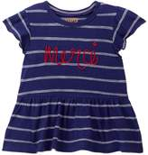Harper Canyon Embroidered Striped Top (Little Girls)