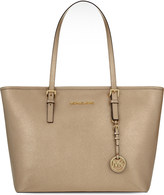 MICHAEL Michael Kors Jet Set Item Saffiano leather tote bag