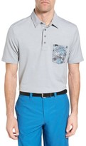 Travis Mathew Men's Runkle Polo