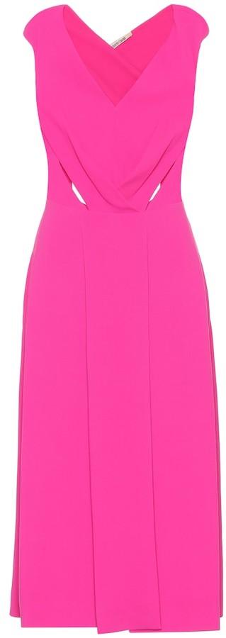 Roberto Cavalli Cutout dress