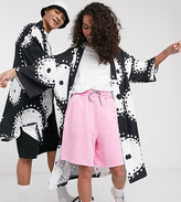 Asos Made In MADE IN KENYA kimono in circle print
