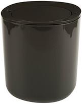 Alessi Birillo Bathroom Waste Bin - Dark Grey