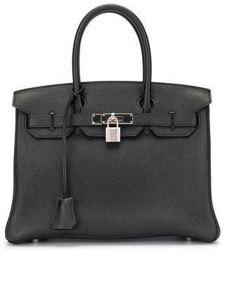 Hermes 2016 pre-owned Birkin 30 bag