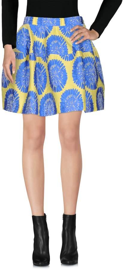 P.A.R.O.S.H. Mini skirts - Item 35340564