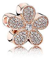 Pandora Charm Dazzling Daisy with Clear Cubic Zirconia