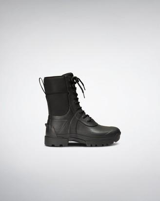 Hunter Balmoral Combat Boots