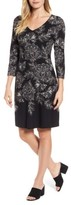 Tommy Bahama Women's Filigree Floral Print Dress