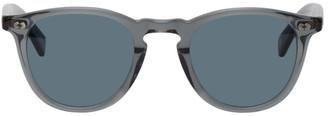 Garrett Leight Grey Hampton X 46 Sunglasses