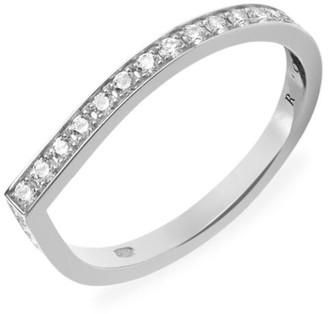 Repossi Antifer 18K White Gold & Diamond Ring