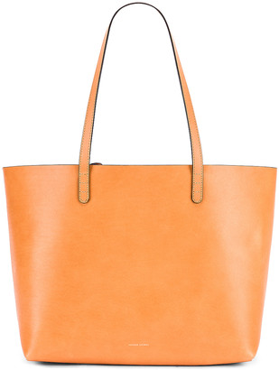 Mansur Gavriel Large Tote Bag in Cammello | FWRD